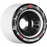 Rollerbones Pet Day of the Dead Speed wheel 59mm x 96a White 4 Pk