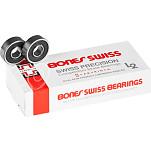 Bones Swiss Bearings Labyrinths 8mm 16pk
