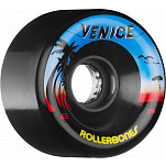 Rollerbones Outdoor Venice Wheel 65mm 78a 8pk Blk