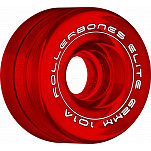 Rollerbones Art Elite Wheels 62mm 101A 8pk Red