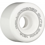 Rollerbones Art Elite Competition Wheels 57mm 101A 8pk White
