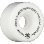 Rollerbones Team Logo 57mm 101A 8pk White