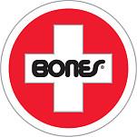 Bones® Bearings Swiss Round Sticker (Single)